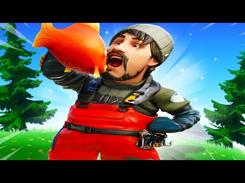 THICCEST FISHERMAN IN FORTNITE!