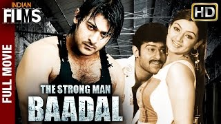 The Strong Man Baadal Full Hindi Dubbed Movie | Prabhas | Aarti Agarwal | Mango Indian Films