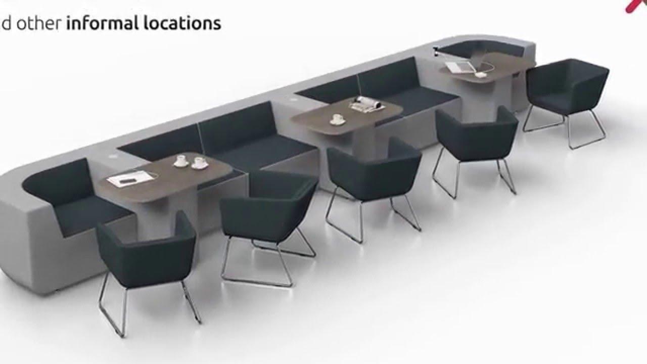 Sprank Interieurprojecten / Elements / Activity-based working - YouTube