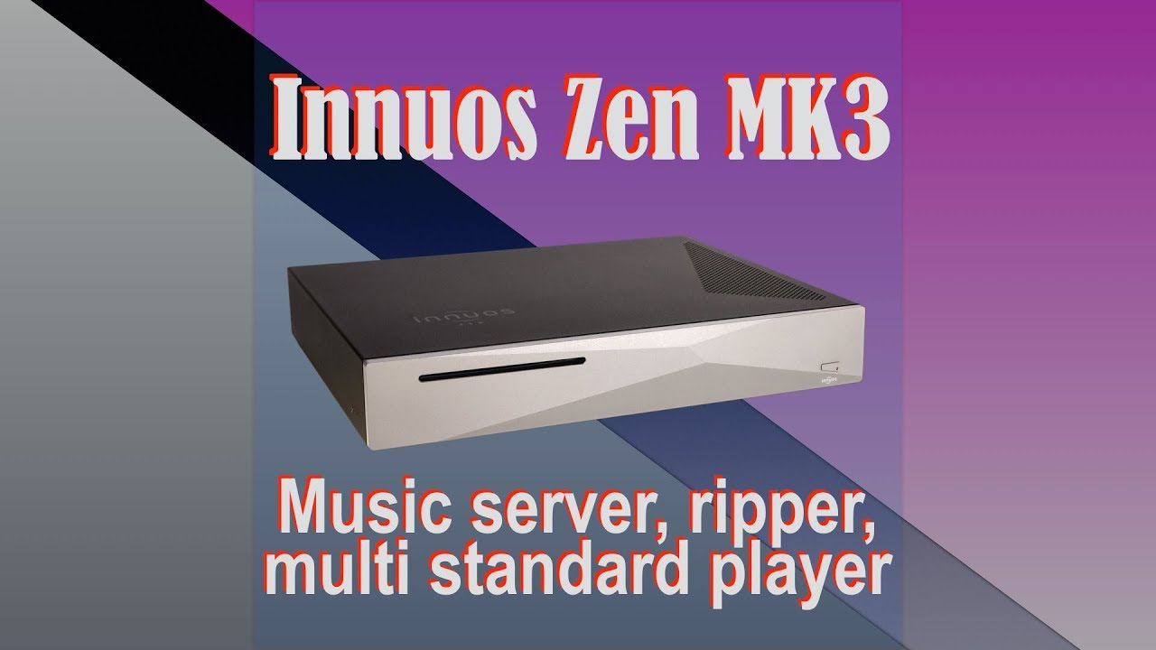 Innuos Zen MK3 Music Server