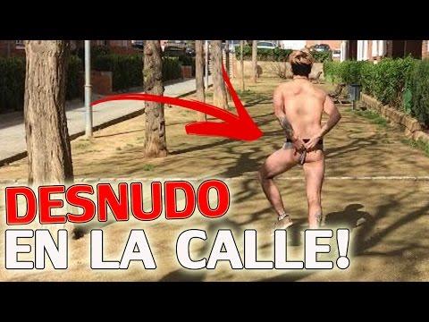 SALGO DESNUDO A LA CALLE!   SI TE RIES, SUFRES! (LO PASO MUY MAL)