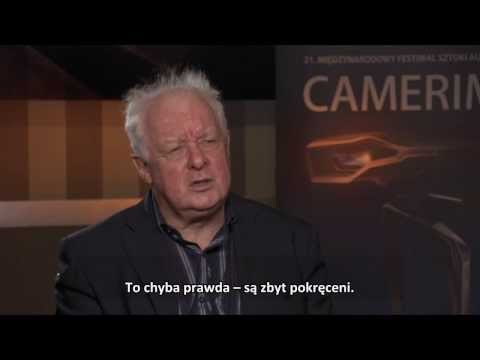 Camerimage Jim Sheridan interview