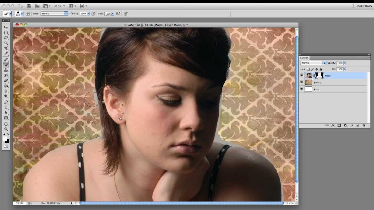 Photoshop:  Understanding Layer Masks