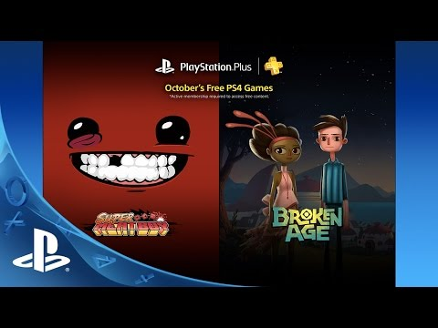 PlayStation Plus Free Games Lineup October 2015