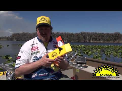 Off Shore Tackle the Best Crappie Planer Board with Crappie Masters Champion Tommy Skarlis