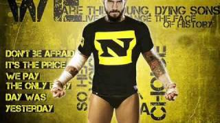 WWE CM Punk Nexus Theme (Created By Me) + Download Link MP3