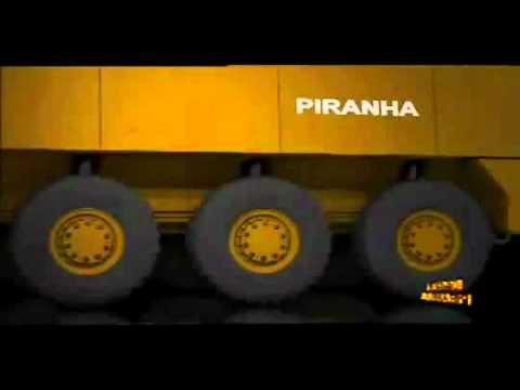 GDLS Desert Piranha V Infantry Fighting Vehicle