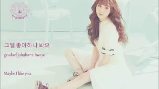 Gambar cover KEI 케이   Love Is Like That 사랑은 그렇게 Eng Sub+Hangul+Roman