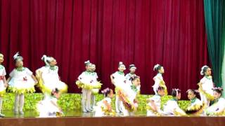 小太陽 ------第45屆香港校際舞蹈比賽兒童中國舞冠軍蘇