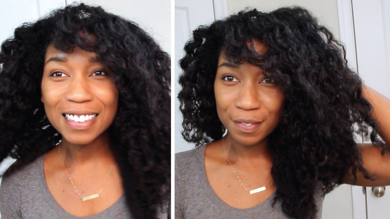 How To Get Thick Natural Hair Soft