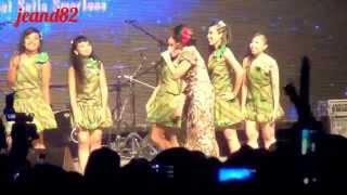 IKKE NURJANAH & DANCER LIVE IN HONGKONG(JEAND82)