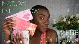 NATURAL EYESHADOW PALETTE COLLECTION   BEAUTY BY KANDI