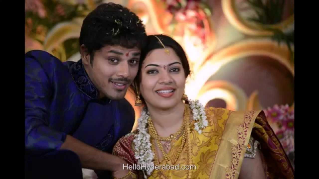 Singer 'Geeta Madhuri' Engagement Ceremony - YouTube