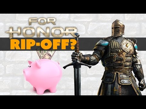 For Honor NEW CONTENT RIP-OFF? - The Know Game News