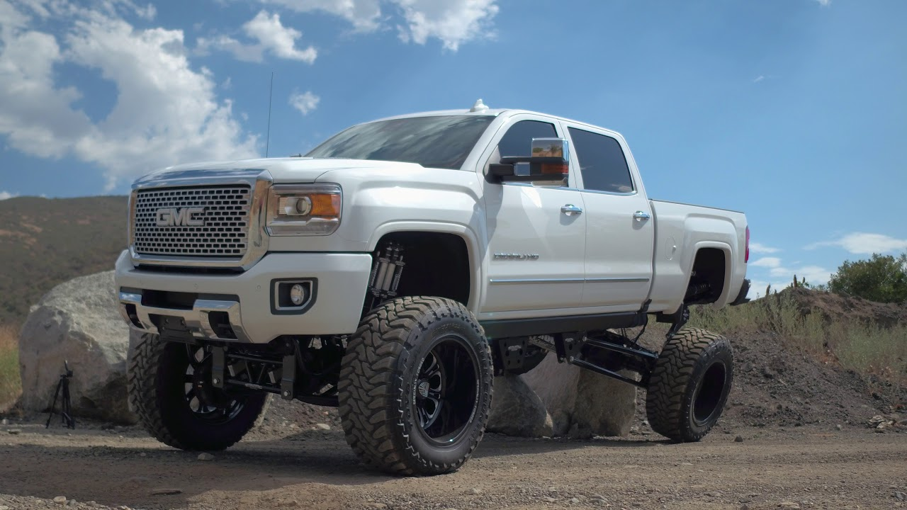 Bulletproof Lift Kit >> 2016 Gmc Sierra 3500hd Denali With Bulletproof Suspension Cantilever System