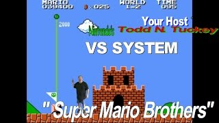 #790 Nintendo SUPER MARIO BROTHERS and the VS SYSTEM Explained! TNT Amusements