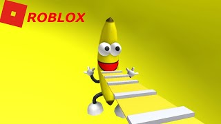ESCAPING THE BANANA!!! -ROBLOX