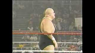 King Kong Bundy vs. Jeff Hardy - WWF TV - December 1994