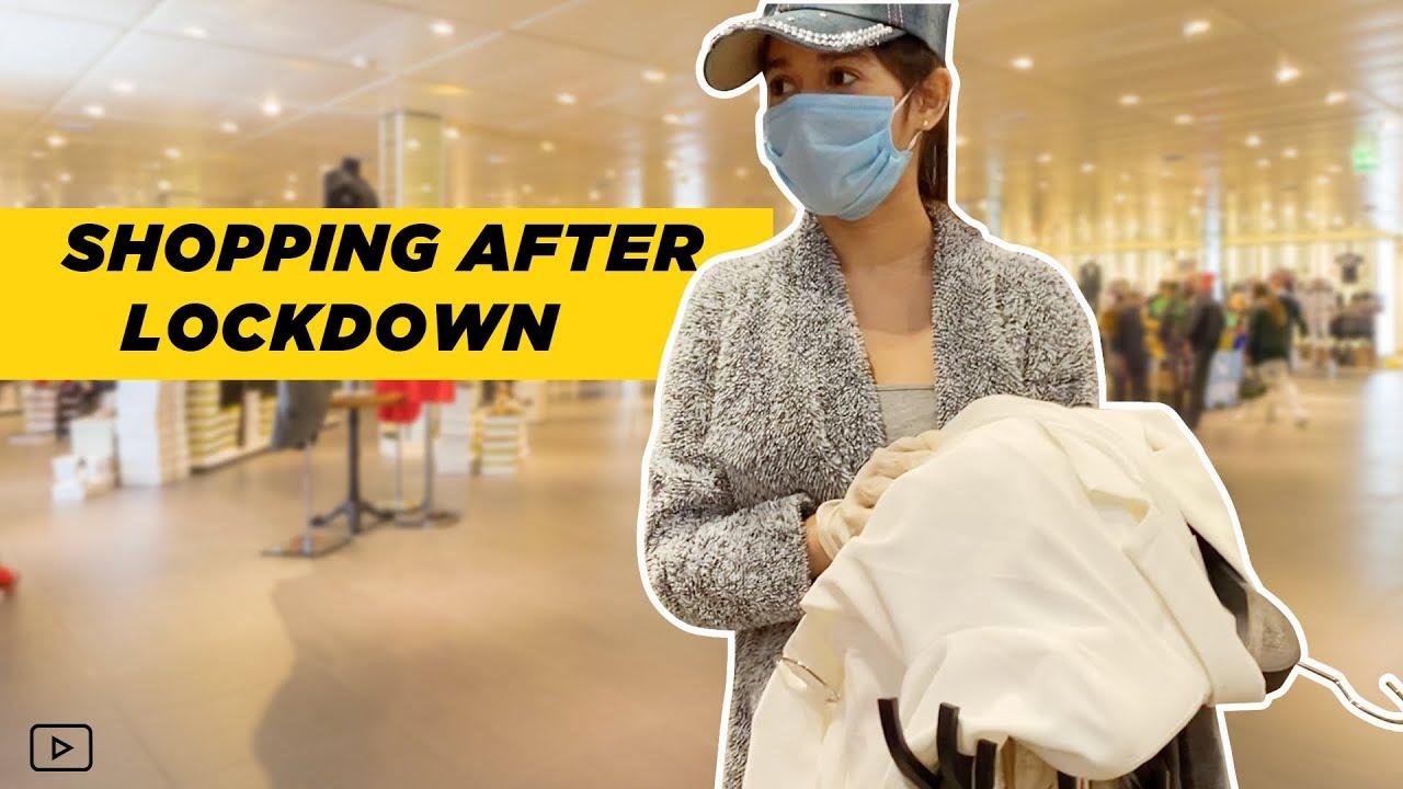 Shopping After Lockdown | Jannat Zubair Rahmani