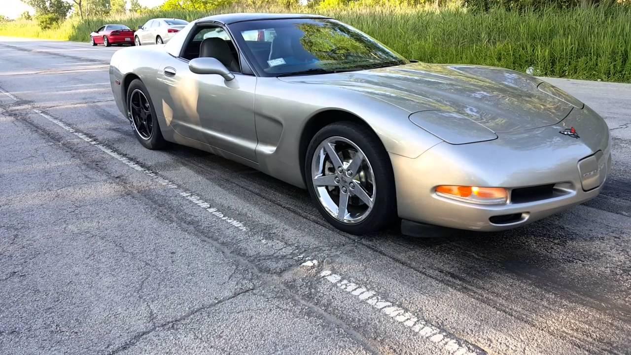 Cam only C5 Corvette BRUTAL Launch!! #TeamElusive