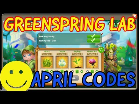 GREENSPRING LABS. CASTLE CLASH. NEW EVENT. CODES.