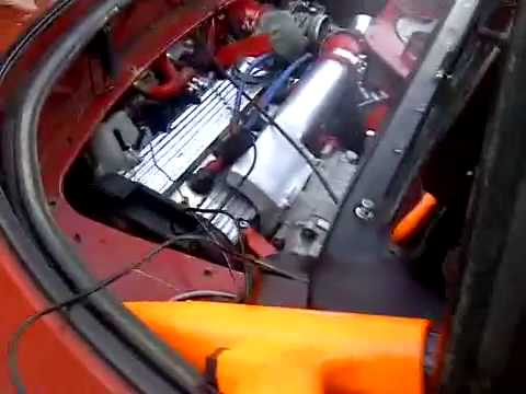 Mgf VVC supercharged 1 9L www roughluckracing com