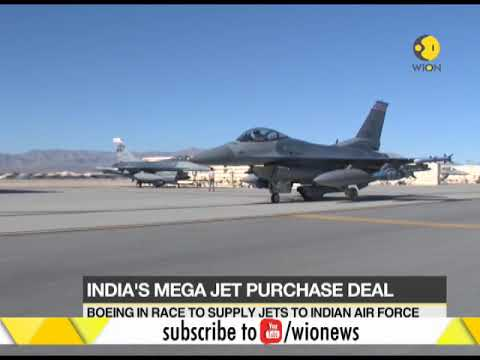 India's multi dollar jet purchase deal