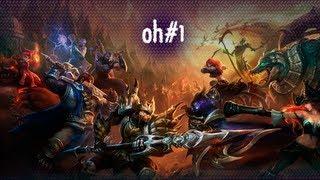 [Online Hard#1] League of Legends - Жареные раки (part 1).