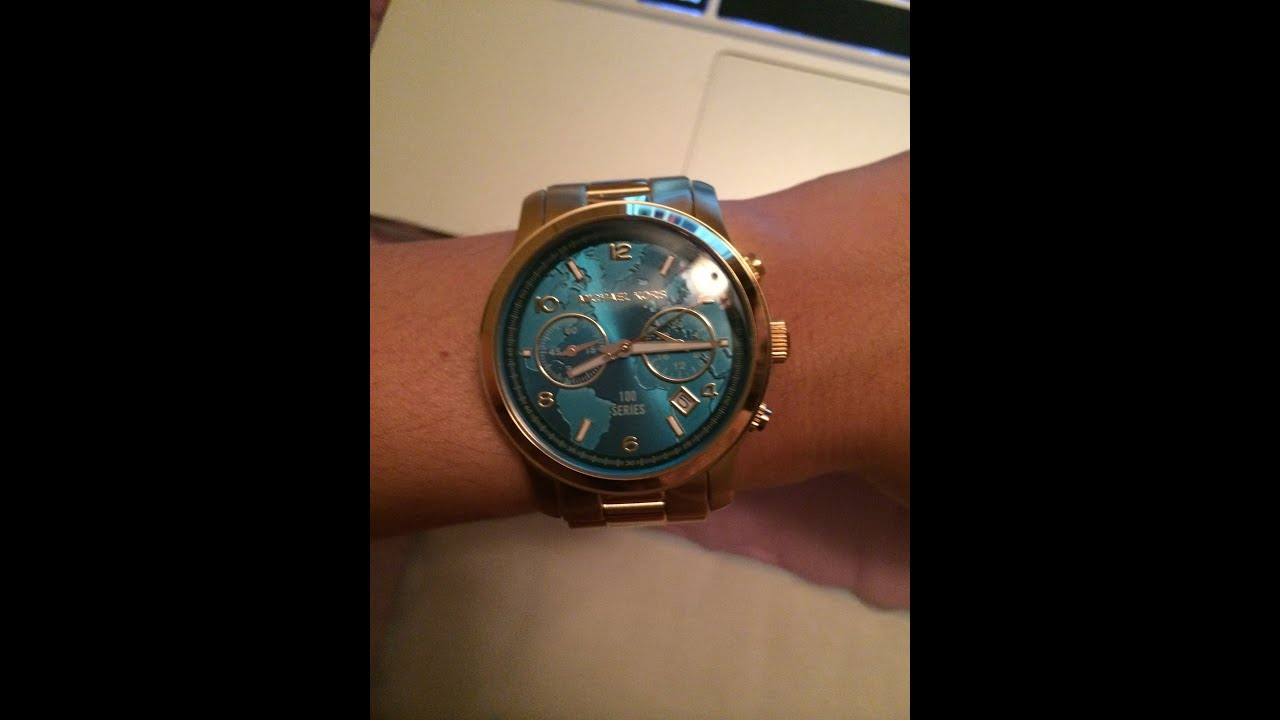 Michael Kors 100 Series Watch Hunger Stop