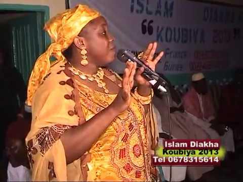 ISLAM DIAKHA MARIAMA SOUARE KOUBIYA 2013