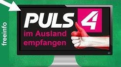 Puls 4 Live Stream & Mediathek im Ausland sehen (2020)