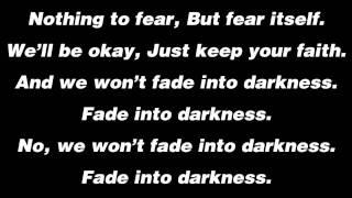 Avicii-Fade Into Darkness (Lyrics) HD