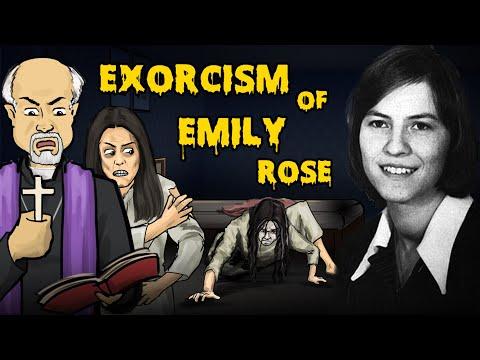 Emily Rose Real Exorcism   Horror Story In Hindi   Khooni Monday E14 🔥🔥🔥