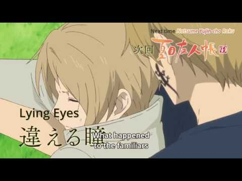 Natsume Yuujinchou Roku Episode 4 English preview