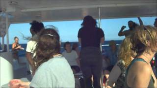 Jamaica Cool Runnings Pole Dancers Part 1.wmv
