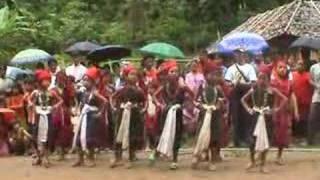 Karenni Dancing