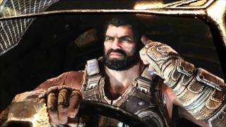 Gears of War 3 Dom's Death Cutscene1080p