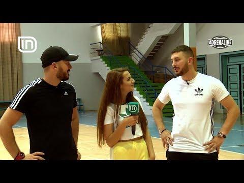 Koha për lojë  me 2 binjakët e Al-Pazar, Veshaj në Adrenalinë 29/05/2018   IN TV Albania