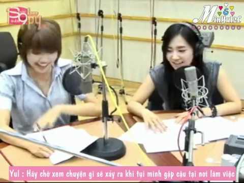 SHINee Jonghyun & Minho prank calls SNSD Sooyoung & Yuri [ Vietsub by 2C]