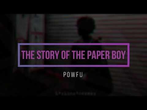 Download Powfu- The Story Of The Paper Boy (Letra en español)