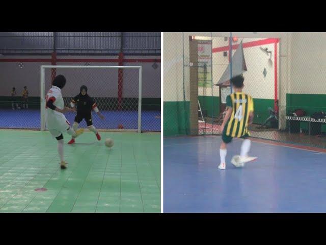 Latihan Cabor Futsal Putra & Putri Tabalong - Sport Light