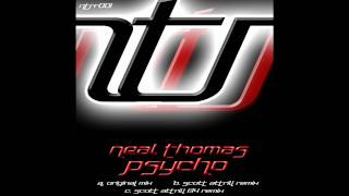 NTRr001 Neal Thomas - Psycho (Scott Attrill remix)