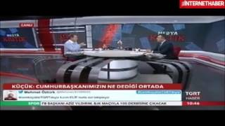 Cem Küçük'ten Akif Beki'ye: Erdoğan sana 'defol git' dedi