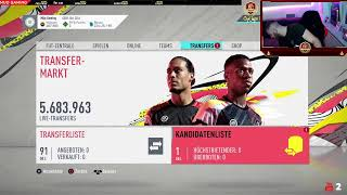 FIFA 20 weekend league ( German/ Deutsch)