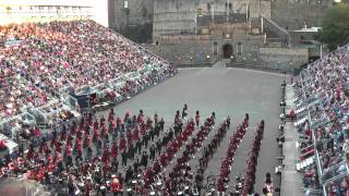 Royal Scots Dragoon Guards - The Royal Edinburgh Military Tattoo 2011 (Opening)