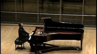Eric Zuber performs Robert Schumann's Kinderszenen, Op. 15