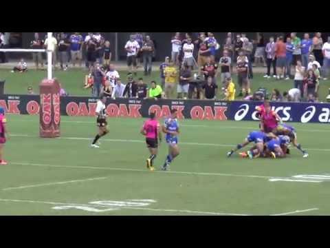 NRL Trial - Parramatta Eels vs Penrith Panthers