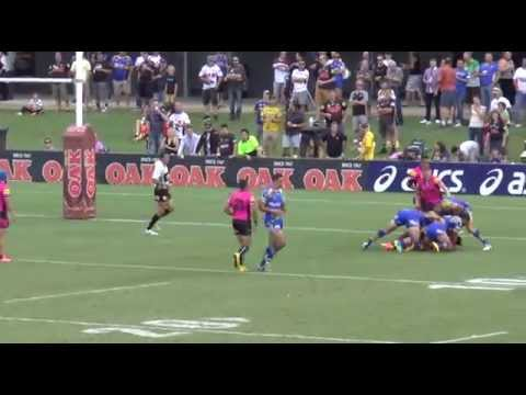 NRL Trial - Parramatta Eels vs Penrith Panthers