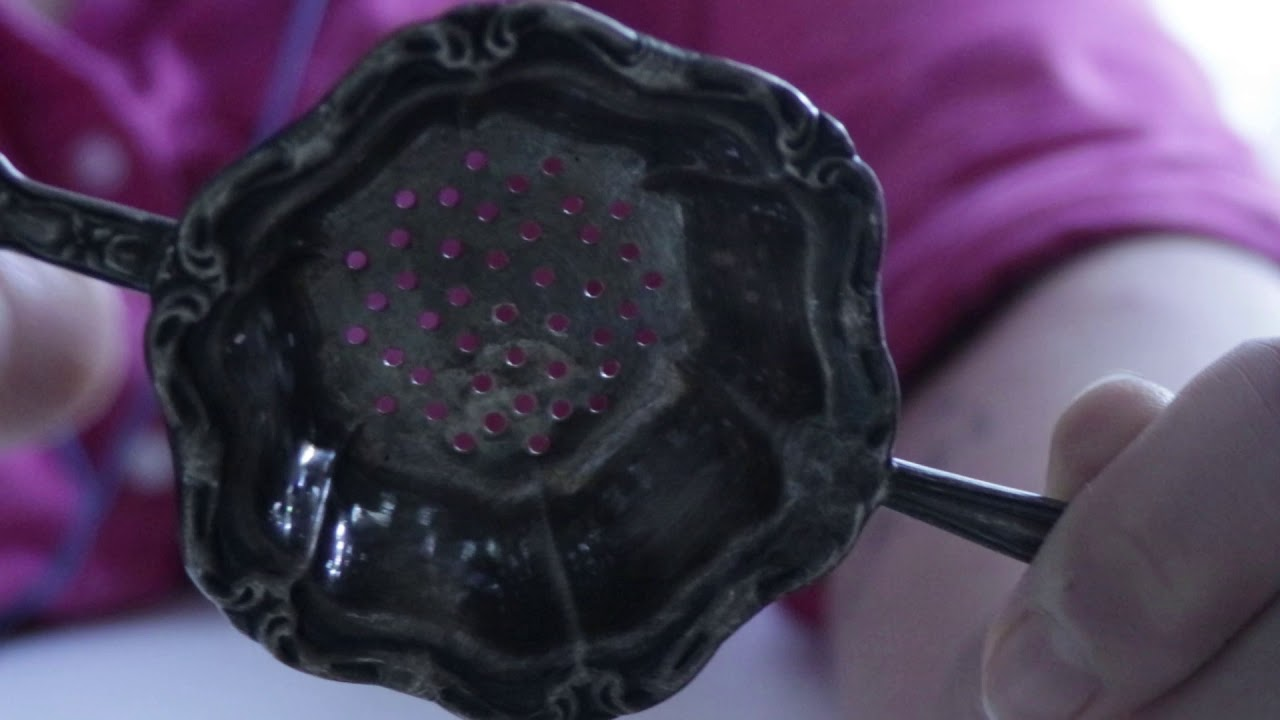 Tea Strainer Mechanics ASMR