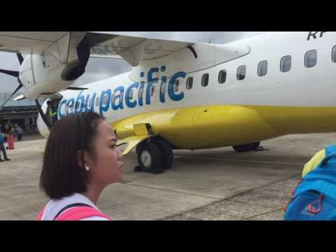 Cebu Air from Coron to Manila, Shell Residence & Mall of Asia